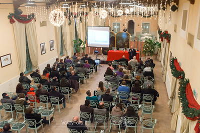 Riunione tecnica Ufficiali di Gara e Cena - FIPAV Perugia (id: 2013.12.19._MBD6138)