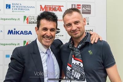 Gino Sirci, Nikola Grbic