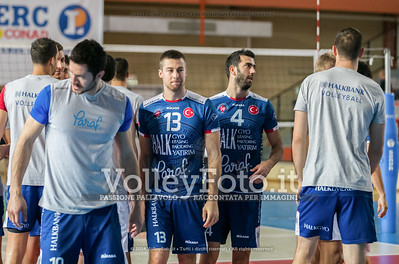 Sir Safety Perugia - Halkbank Ankara