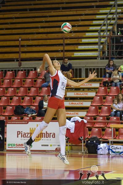 Floriana Bertone, battuta