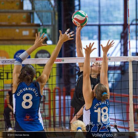 Francesca Valentini attacco