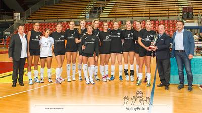 1ª Classificata: IHF Volley Frosinone