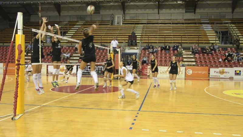 Triangolare di pallavolo femminile: Gecom Security Perugia, Il Bisonte San Casciano, IHF Volley Frosinone