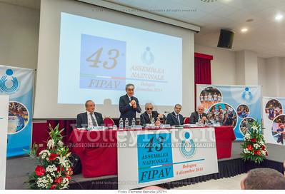 43ª Assemblea Nazionale straordinaria FIPAV