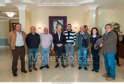 La delegazione Umbra