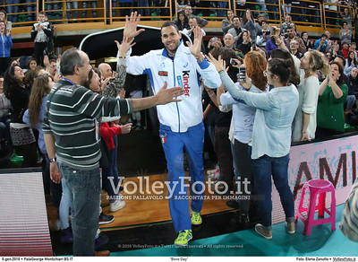 """Bovo Day"" Nazionale Italiana - Amici del Bovo,  in memoria di Igor Bovolenta.  PalaGeorge di Montichiari BS, 06.01.2016 FOTO: Elena Zanutto © 2016 Volleyfoto.it, all rights reserved [id:20160106.9C3A4929]"