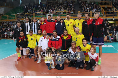 """Bovo Day"" Nazionale Italiana - Amici del Bovo,  in memoria di Igor Bovolenta.  PalaGeorge di Montichiari BS, 06.01.2016 FOTO: Elena Zanutto © 2016 Volleyfoto.it, all rights reserved [id:20160106.9C3A4876]"