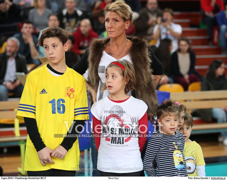 """""""Bovo Day"""" Nazionale Italiana - Amici del Bovo,  in memoria di Igor Bovolenta.  PalaGeorge di Montichiari BS, 06.01.2016 FOTO: Elena Zanutto © 2016 Volleyfoto.it, all rights reserved [id:20160106.4B2A7103]"""