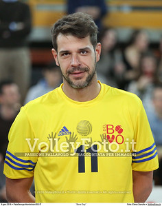 """Bovo Day"" Nazionale Italiana - Amici del Bovo,  in memoria di Igor Bovolenta.  PalaGeorge di Montichiari BS, 06.01.2016 FOTO: Elena Zanutto © 2016 Volleyfoto.it, all rights reserved [id:20160106.4B2A7085]"