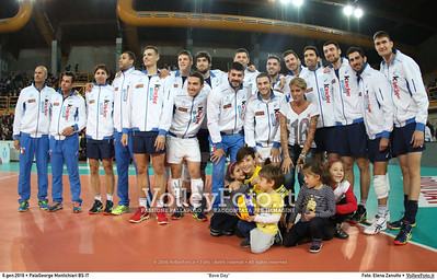 """Bovo Day"" Nazionale Italiana - Amici del Bovo,  in memoria di Igor Bovolenta.  PalaGeorge di Montichiari BS, 06.01.2016 FOTO: Elena Zanutto © 2016 Volleyfoto.it, all rights reserved [id:20160106.9C3A5052]"
