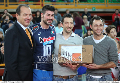 """Bovo Day"" Nazionale Italiana - Amici del Bovo,  in memoria di Igor Bovolenta.  PalaGeorge di Montichiari BS, 06.01.2016 FOTO: Elena Zanutto © 2016 Volleyfoto.it, all rights reserved [id:20160106.4B2A7121]"