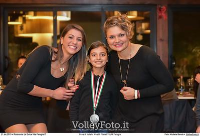 Cena di Natale, Wealth Planet TUUM Perugia Ristorante La Dolce Vita Perugia, 21.12.2015 FOTO: Michele Benda © 2015 Volleyfoto.it, all rights reserved [id:20151221.MB2_0617]