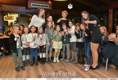 Cena di Natale, Wealth Planet TUUM Perugia Ristorante La Dolce Vita Perugia, 21.12.2015 FOTO: Michele Benda © 2015 Volleyfoto.it, all rights reserved [id:20151221.MB2_0624]