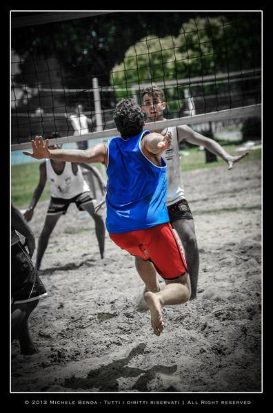 Torneo Beach Volley dell'Umbria 2013, La Marangola Sport Beach Castiglione del Lago PG