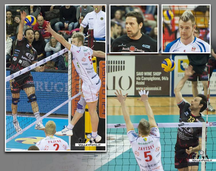 Campioni: Goran Vujevic e Ivan Zaytsev