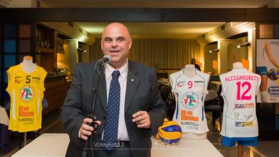 Presidente FIPAV Perugia Luigi Tardioli