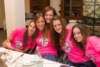 Elisa Mezzasoma, Cecilia Crisanti, Catia Gagliardi, Martina Tiberi, Marta Paffarini