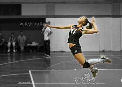 Natascia Mancuso, battuta in salto