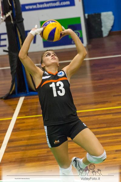 Lucia Marcacci palleggio