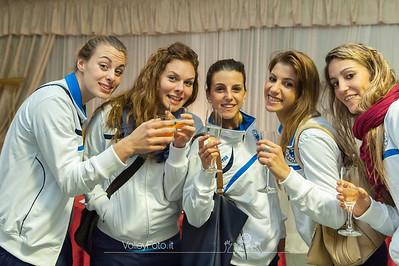 Giorgia Quarchioni, Federica Venturi, Martina Piccari, Natascia Mancuso, Erika Ghezzi