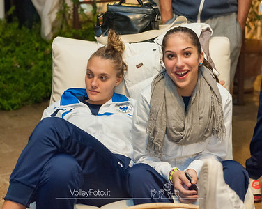 Fabiana Antignano, Rachele Pericolini