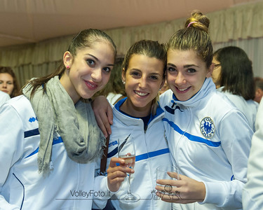 Rachele Pericolini, Martina Piccari, Giulia Ribelli