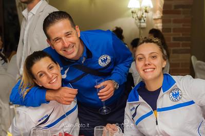 Martina Piccari, Dario Sanna, Fabiana Antignano