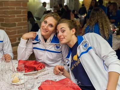 Alice Lo Cascio, Giorgia Quarchioni