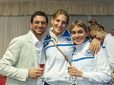 Stefano Indino, Alice Lo Cascio, Lucia Marcacci