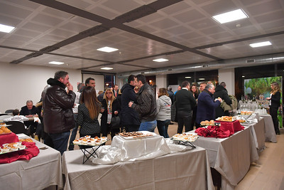 Festa in hospitality per la Coppa Italia