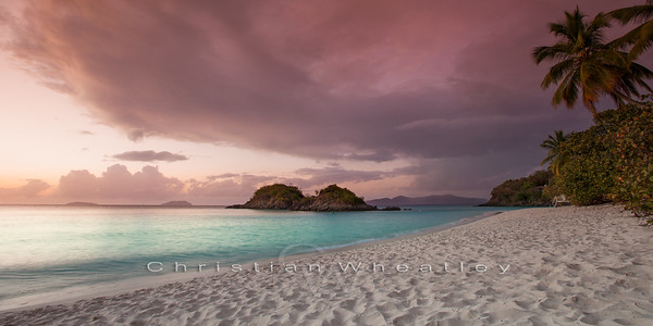 E002 Trunk Bay, St.John, US Virgin Islands