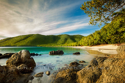 Francis Bay, St. John,  US Virgin Islands