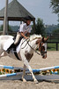 Strawberry Shortcake and Taylor Harer at Stone Place Stables Mini Trial 07.31.2011.