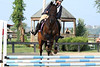 Slew with Cindy Van Liere at Stone Place Stables Mini Trial 07.31.2011.