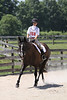 Champ with Hannah Binzer up at The Lands End Farm Mini Horse Trial. 07.10.2011