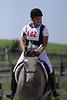 Schalela with Connie Sandusky up at The Lands End Farm Mini Horse Trial. 07.10.2011
