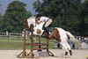 Herbie with Christine Price up at The Lands End Farm Mini Horse Trial. 07.10.2011