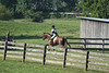 Amigo with Rachel Zoller up at The Lands End Farm Mini Horse Trial. 07.10.2011