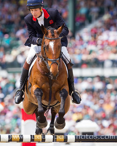 PARKLANE HAWK and William Fox-Pitt