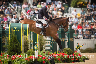 William Fox-Pitt and Parklane Hawk win the Rolex 3-day Event on 4.29.2012