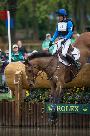 Fernhill Eagle and Phillip Dutton