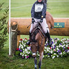 Maya Black and Doesn't Play Fair in the Cross Country portion of the Rolex 3-Day Event at the Ky. Horse Park 4.30.16.