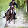 Jonathan Paget and Clifton Signature in the Cross Country portion of the Rolex 3-Day Event at the Ky. Horse Park 4.30.16.