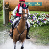 Avery Klunick and In It to Win It in the Cross Country portion of the Rolex 3-Day Event at the Ky. Horse Park 4.30.16.