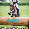 Matthew Brown and Super Socks BCF in the Cross Country portion of the Rolex 3-Day Event at the Ky. Horse Park 4.30.16.