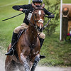 Mark Todd and NZB Campino in the Cross Country portion of the Rolex 3-Day Event at the Ky. Horse Park 4.30.16.
