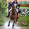 Panda Christie and Little Leo in the Cross Country portion of the Rolex 3-Day Event at the Ky. Horse Park 4.30.16.