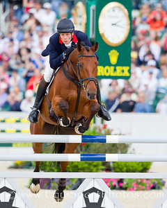 63, Cool Mountain and William Fox-Pitt 4.25.2010