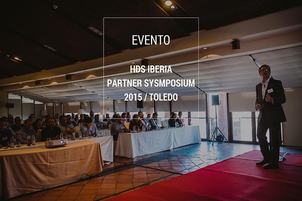 HDS Iberia Partner Symposium 2015 - Toledo