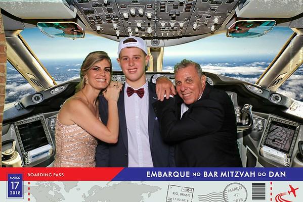 Bar Mitzvah Dan